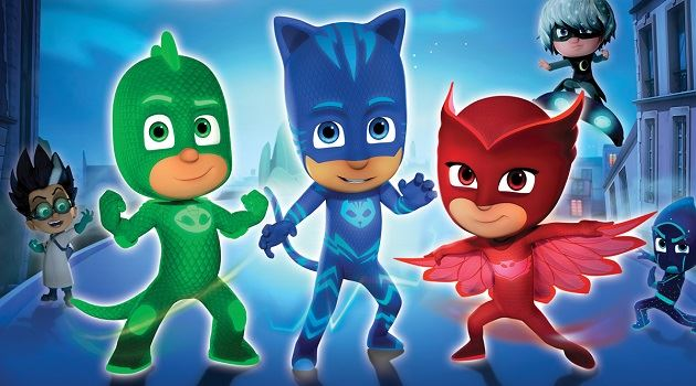 PJMASKS de CYP BRANDS