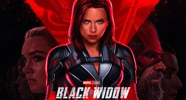 BLACK WIDOW (Viuda Negra) de Funko