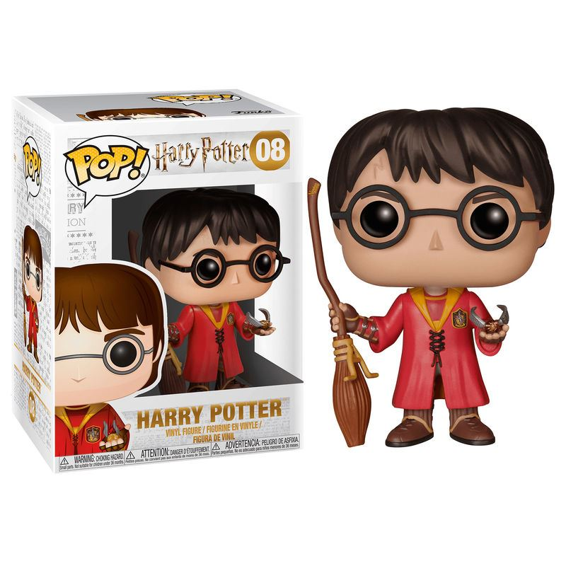 FUNKOS POP Y FIGURAS HARRY POTTER de BANPRESTO