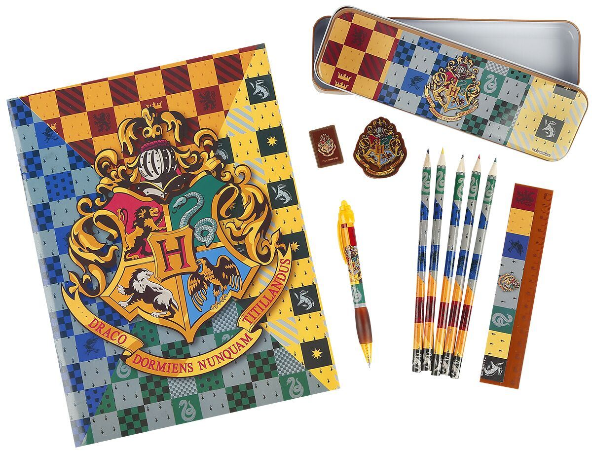 PAPELERÍA HARRY POTTER de CINEREPLICAS