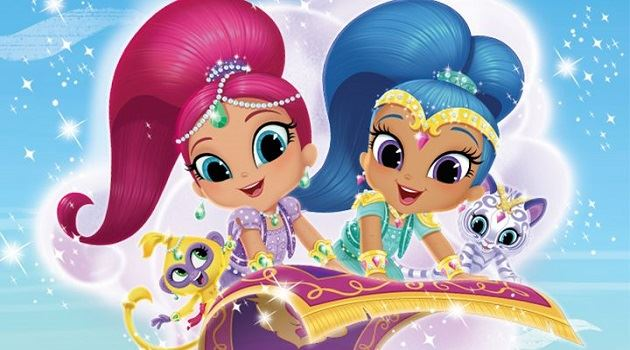 SHIMMER AND SHINE de CYP BRANDS