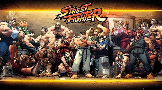 STREET FIGHTER de TAMASHII NATIONS