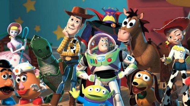 TOY STORY de BANPRESTO