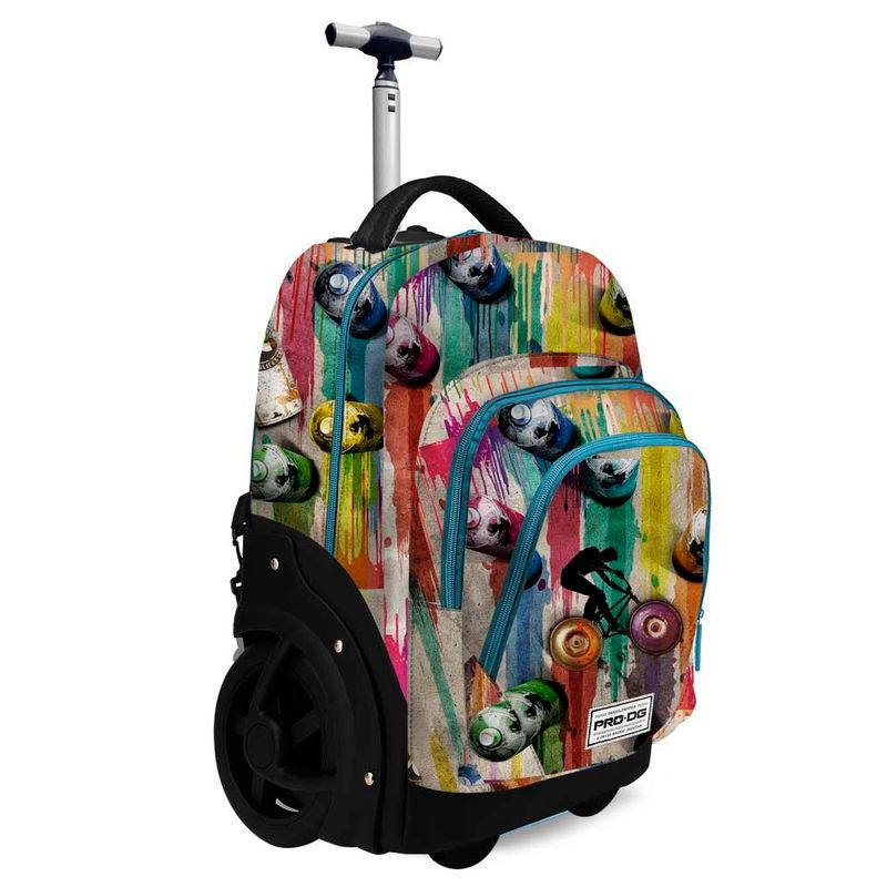 TROLLEY / MOCHILAS CON CARRO