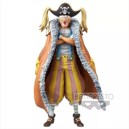 Figura One Piece Stampede Movie DXF The Grandline Men vol 6