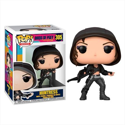 Funko POP o Figura POP DC Birds of Prey Huntress