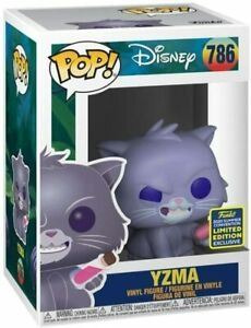 Funko Pop o Figura POP Disney The Emperor's New Groove Yzma As Cat