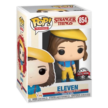 Funko POP o Figura POP Stranger Things Eleven Special Edition