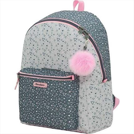 Sportandem Mochila Escolar Pink Teen (Adaptable a Carro)