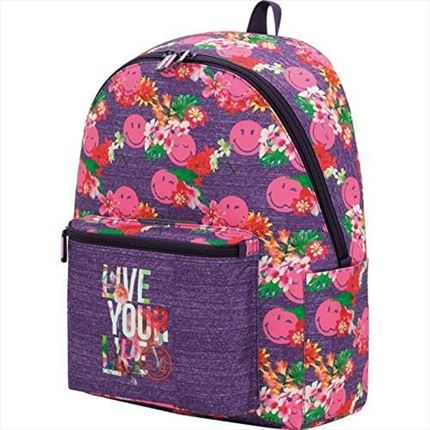Mochila Escolar Love Teen (Adaptable a Carro)